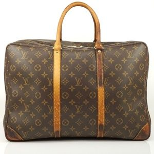 Auth Louis Vuitton Sirius 45 Travel Bag #2409L16